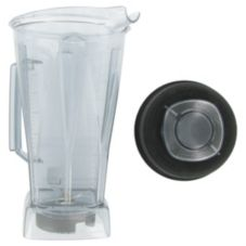 Vitamix® 756 Clear Replacement 64 Oz Container With Ice Blade