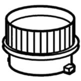 Waring® 11700 Center Lid for 36BL24 Blender Lids