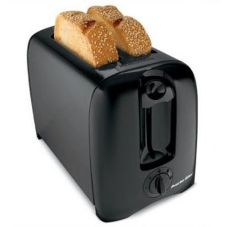 Proctor Silex Durable 2- slot Toaster, 22607Y, Black at Sears.com