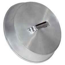 "Town Food Service 34912 12.5"" Aluminum Wok Cover"