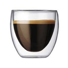 Bodum USA Pavina 2 Oz Espresso / Shot Glass