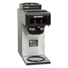 BUNN® 13300.0002 Low-Profile Pourover Coffee Brewer with 2 Warmers