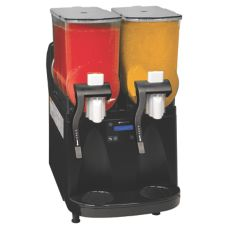 BUNN 34000.0013 Ultra-2 Frozen Beverage Machine with Flat Black Lid