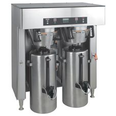 BUNN® 39200 Stainless Titan® Dual Brewer with 2 Tank Heaters