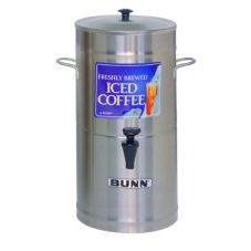 BUNN® 33000.0002 ICD3 3-Gallon Iced Tea Dispenser with Handles