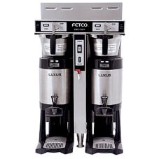 Fetco 1 PHASE C52016 Twin 1.5 Gal 208-240V Coffee Brewer