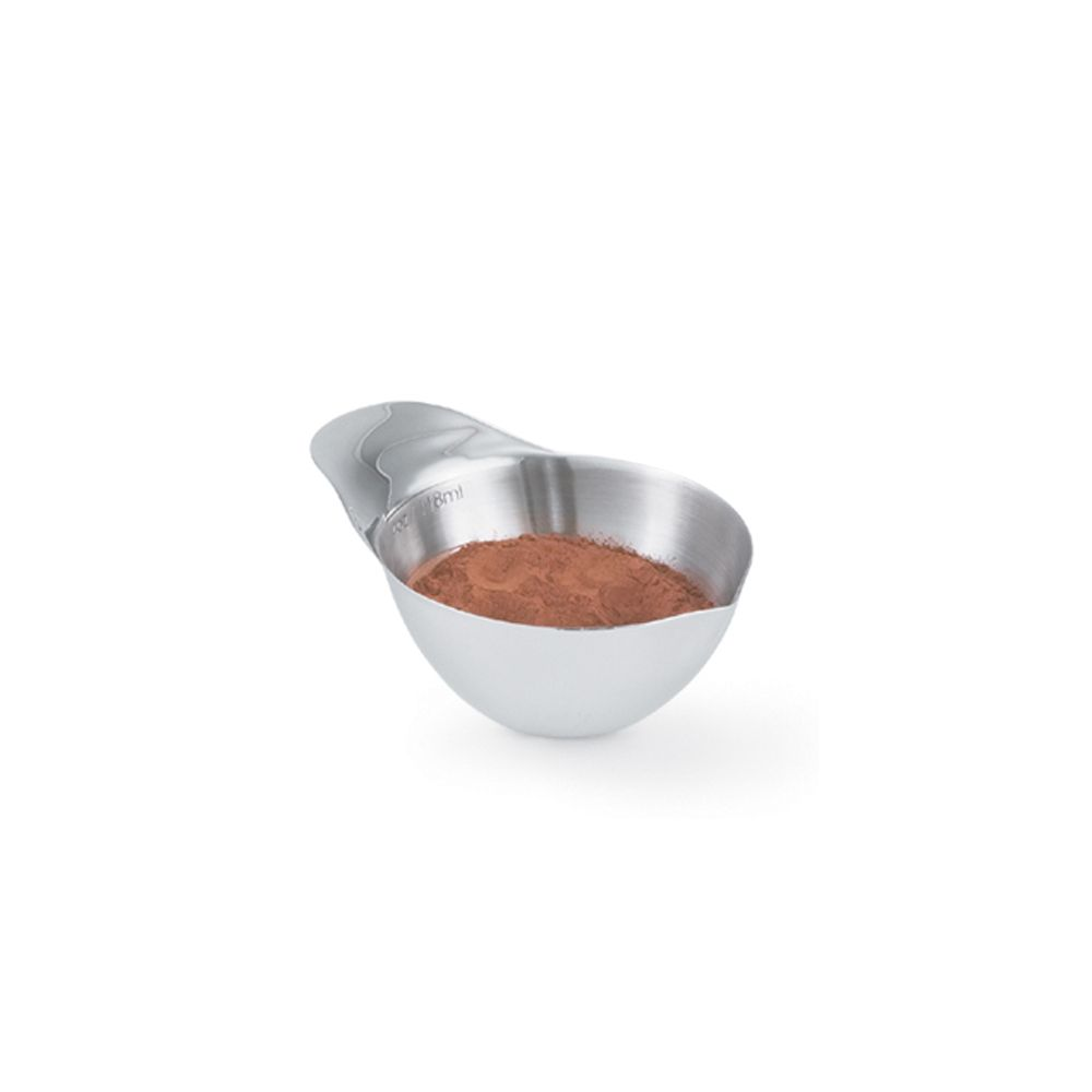 Vollrath 46656 Stainless Steel 4 Ounce Transfer Vessel