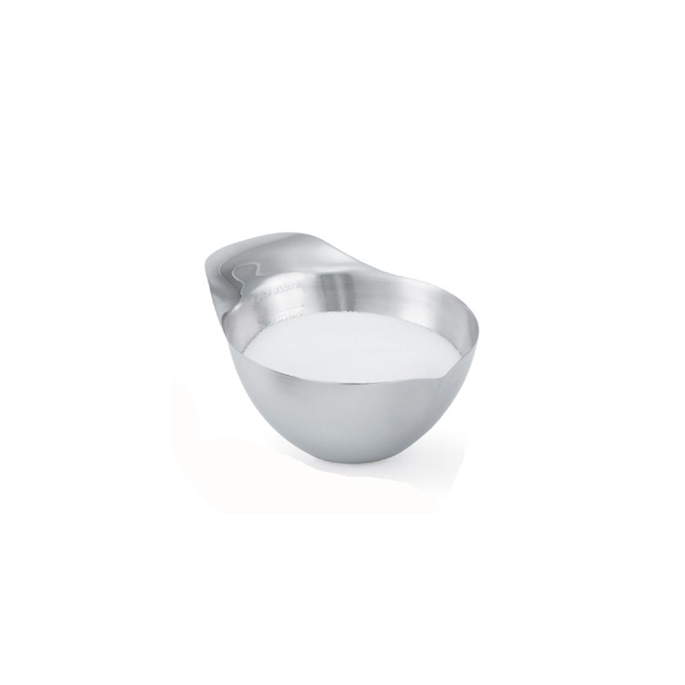 Vollrath 46658 Stainless Steel 12 Ounce Transfer Vessel