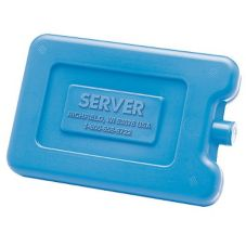 Server-Products Blue Rectangular Eutectic Ice Pack, 94141