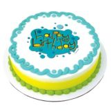 Lucks™ 43422 Edible Image® Birthday Bubbles - 12 / BX