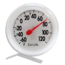Taylor Precision 5630 Big Read -60 - 120°F Wall Thermometer