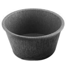 Charcoal Ramekin 4 Oz