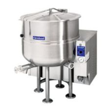 Cleveland Range KGL100 Stationary 100 Gallon Gas Steam Kettle