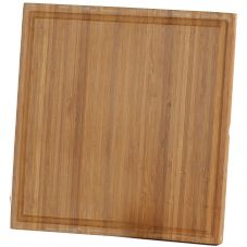 Buffet Euro Dark Bamboo Square Cutting Board