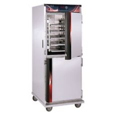 CresCor H-138-1834D Insulated Mobile Cabinet w/ Antimicrobial Latches