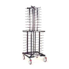 "Jackstack JS072 Adjustable 3"" To 13"" Plate Rack"