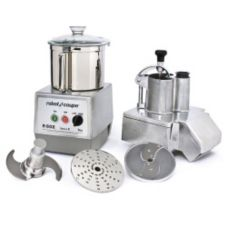 Robot Coupe® R602N Food Processor with Continuous Feed and Bowl