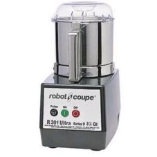 Robot Coupe® R 301 ULTRA B Food Processor With S/S 3.5 Qt  Bowl