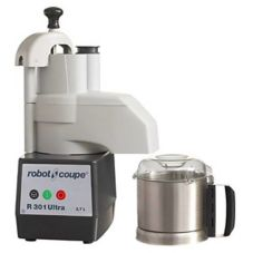 Robot Coupe® R 301 ULTRA Food Processor with 3.5 Qt S/S Bowl