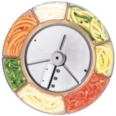 Robot Coupe® 27610 6mm x 6mm French Fry Plate