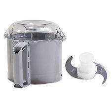 Robot Coupe® 27239 3 Qt Gray Bowl Cutter Kit f/ R2N Food Processor