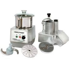 Robot Coupe® R 502 Food Processor with Continuous Feed