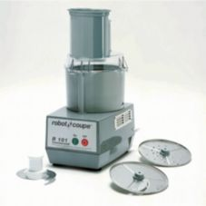 Robot Coupe® R 101 Light Duty Food Processor w/ Bowl Attachment