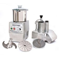 Robot Coupe® R602V Food Processor w/ Continuous Feed Attachment
