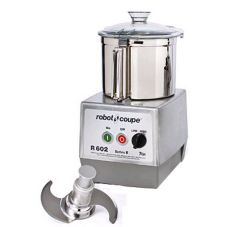Robot Coupe® R602B Combination Cutter / Mixer w/ Bowl Attachment