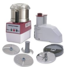 Robot Coupe® R2Dice Ultra 3 Qt. 2 HP Combination Food Processor