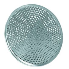 "Browne Foodservice Perforated Aluminum 14"" Pizza Tray"