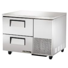 True® TUC-44D-2 2-Drawer Deep 11.4 Cu Ft Undercounter Refrigerator