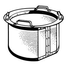 Salvajor 992013 Scrap Basket for Scrap and Trough Collectors