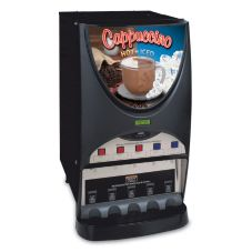 BUNN® 40900 iMIX® Silver Series Hot and Iced Coffee Dispenser