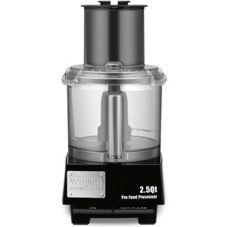 Waring® WFP11S 2.5 Qt Food Processor with Vertical Chute