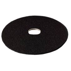 "3M™ 08376UPC Niagara™ Black 14"" Stripping Pad - 5 / CS"
