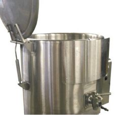 Vulcan Hart KTSMHTE SHIELD Heat Deflector Shield for 40 Gal Kettle