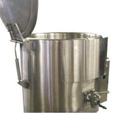 Vulcan Hart KTSMHTE SHIELD Heat Deflector Shield for 40 Gal Kettle