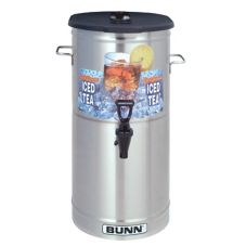 BUNN® 34100.0002 TDO-4 Iced Tea Dispenser With Brew Thru Lid