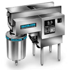 Salvajor 300 TVL TroughVeyor 3-HP Left Side Food Waste Disposal System