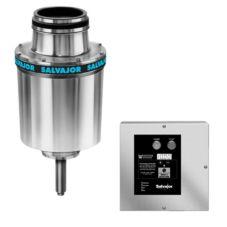 Salvajor 750 TVL TroughVeyor Left Side Food Waste Disposal System