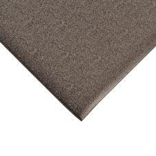 "NoTrax 4454-524 Comfort Rest 3/8"" Thick 4' x 6' Coal Floor Mat"