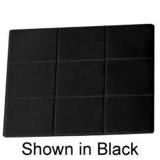 Bon Chef 96001/2 Aluminum Half Size Solid Tile Tray