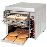 "APW Wyott Fastrac 1000 Radiant Conveyor Toaster, 1-1/2"", FT-1000"