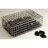 Culinaire™ 90 Piece Hot Rocks Set With Basket