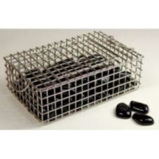 Culinaire CEROCKS-BASKET 90 Piece Hot Rocks Set With Basket