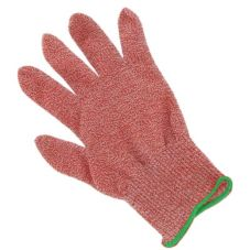 Tucker Safety 94533 Red Medium KutGlove™ Cut Resistant Glove
