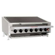 "Magikitch'N APL-636-RMB STAINLESS Natural Gas 36"" Radiant Charbroiler"