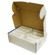 Prime Source 75004858 12 - 16 Gal. Clear Trash Can Liners - 1000 / CS