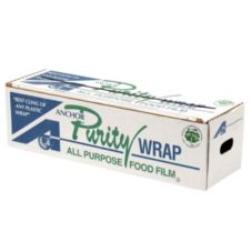 Anchor Packaging 7309482 PurityWrap 2000' Blue Film in Cutterbox